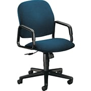 HON Solutions Seating High-Back Office Chair for Office or Computer Desk, Blue