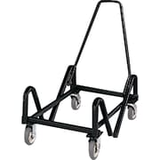 HON® Olson Stacker® Cart for Stacking Chair, Black (HON4043T)
