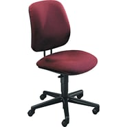 HON® 7700 Series Seating 100% Olefin, Molded Foam General Office, Burgundy