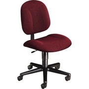 HON® The Every-Day™ Chair, 100% Olefin, General Office, Burgundy