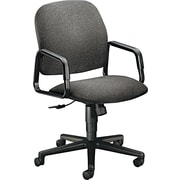 HON® 4000 Solutions Seating® High-Back Fabric Manager Swivel/Tilt Chair, Gray
