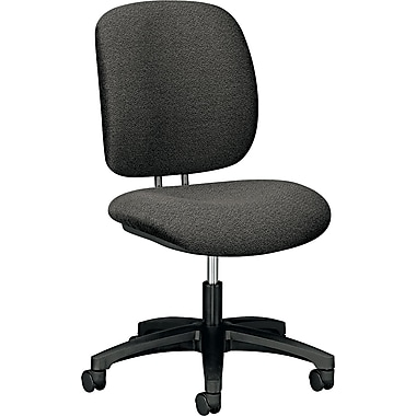 HON® Comfortask® Fabric Swivel Task Chair, Gray