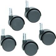Matte black instead of Master Caster ® Safety Caster With Standard Neck, Matte Black