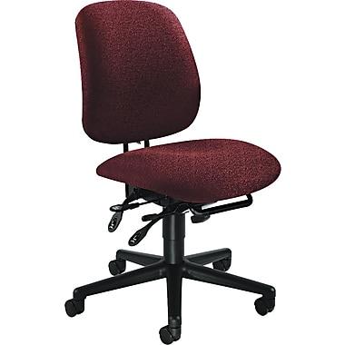 HON® 7700 High Performance Task Chair, Burgundy