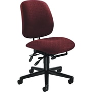 HON® 7700 High Performance Task Chair, Burgundy