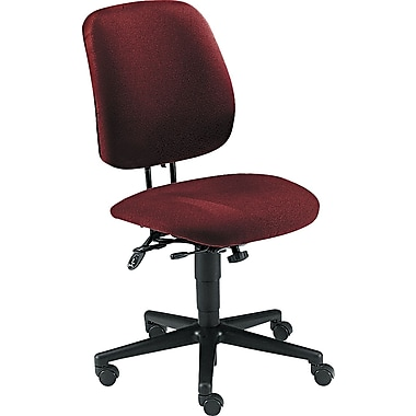 HON ® 7700 Olefin Swivel/Tilt Task Chair, Burgundy