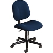 HON® The Every-Day™ Chair, 100% Olefin, General Office, Blue