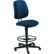 "HON® 7700 Series 32.5"" Task Stool, Blue (HON7705AB90T)"