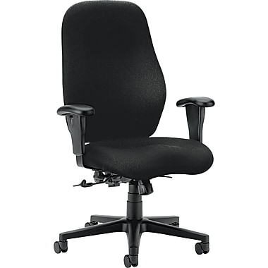 HON® 7800 Series Seating Tectonic 100% Polyester General Office, 45in.H x 30 1/2in.W x 39in.D