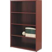 HON® 10500 Series Bookcase, 57 1/8H x 36W x 13 1/8D, Mahogany