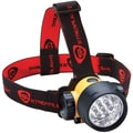 Septor® 3 AAA Alkaline Yellow Thermoplastic Head Lamp, LEDs