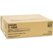 Toshiba Toner Cartridge, T1900, Black