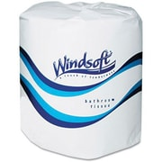 Windsoft Facial Quality Bath Tissue, 2-Ply, 96 Rolls/Case