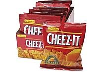 Sunshine® Cheez-It Crackers, 1.5 oz. Bags, 6 Bags/Box