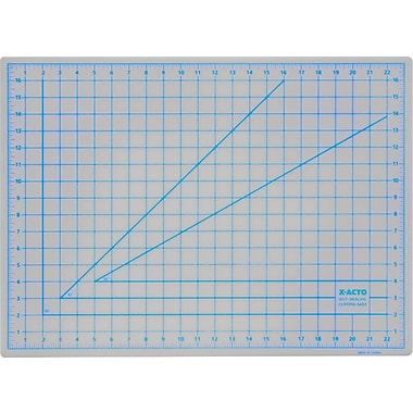 X-ACTO™ Self-Healing Cutting Mat, 12
