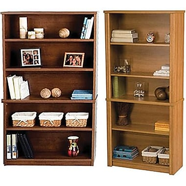 Bestar Bookcases, 5-Shelf