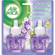 Air Wick Scented Oil Warmer Refill, Lavender & Chamomile, 2/Pack