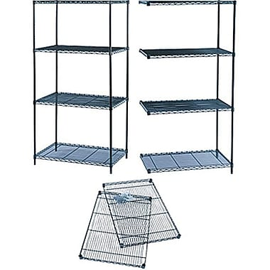 Safco® Industrial Wire Shelving, 24