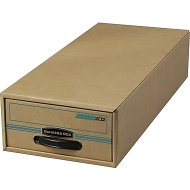 Bankers Box® Recycled Stor/Drawer® Cheque-Size Storage Drawer (202)