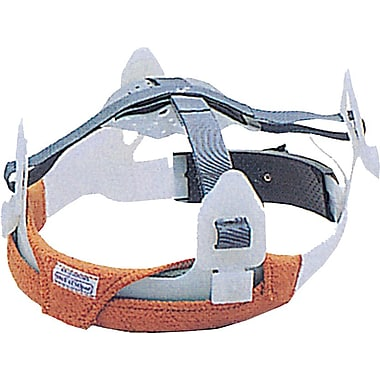 SWEATSOpad® Hook And Loop Strap FR Fleece Cotton Sweatband, Used With Suspension Headgear