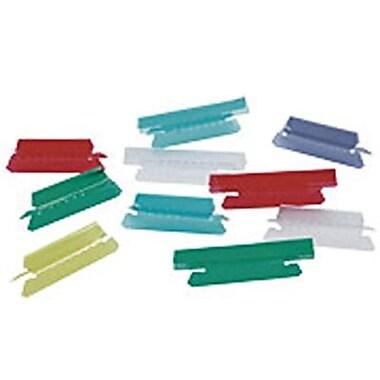 Pendaflex® Reversaflex® Hard Tabs, Clear