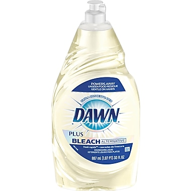 Dawn Dishwashing Liquid, Fresh Rapids, 30 oz. Bottle