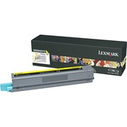 Lexmark X925 Yellow Toner Cartridge (X925H2YG), High Yield