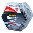 Dust-Off ® Antistatic Monitor Wipe - Office Share Pack, Unscented, 6in.(W) x 5in.(L)