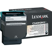 Lexmark Black Toner Cartridge (C540H2KG), High Yield