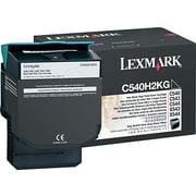 Lexmark™ - Cartouche de toner noire C540H2KG, haut rendement