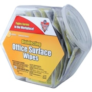 "Dust-Off ® Disinfecting Wipe - Office Share Pack, 6""(W) x 5""(L)"