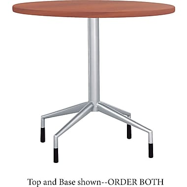 Safco® RSVP 1in.T Cherry Laminate Round Table Tops