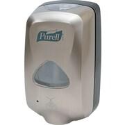 Purell  TFX™ Touch-Free Dispenser, Nickel, 1200 ml, 10 1/2(H) x 6(W) x 4(D)