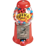 Office Snax  Multipurpose Dispenser, 1 1/2 lbs., 9 7/8in.(H) x 5 1/4in.(W) x 5 1/4in.(D)