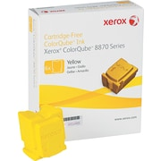 Xerox® 108R00952 ColorQube Yellow Solid Ink Sticks