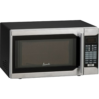 Avanti .7 CU. FT. Microwave, Stainless Steel