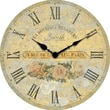 Infinity Instruments Traditional Boutique Wall Clock