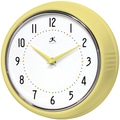 Infinity Instruments Home Essentials Retro Solid Iron Wall Clocks