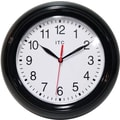 Infinity Instruments Focus Business Wall Clock