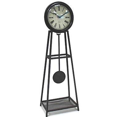 Infinity Instruments Tabletop Sage Table Clock