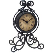 Infinity Instruments Grace Tabletop Clock