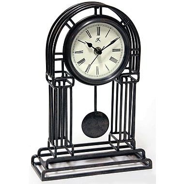 Infinity Instruments Cathedral Tabletop Clock