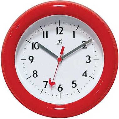 Infinity Instruments Home Essentials Spartan Deep Resin Wall Clocks