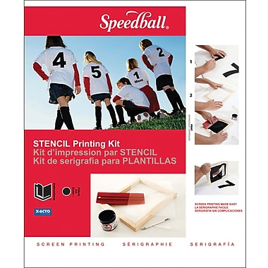 Speedball Art Products Basic Screen Printing Kit