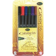 Sakura Pigma Calligrapher Set, 1mm Assorted