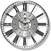 Infinity Metal Modern Wall Clock