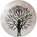 Infinity Instruments Novelty Topiary Wall Clock