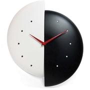 Infinity Instruments Novelty Half Time Wall Clock