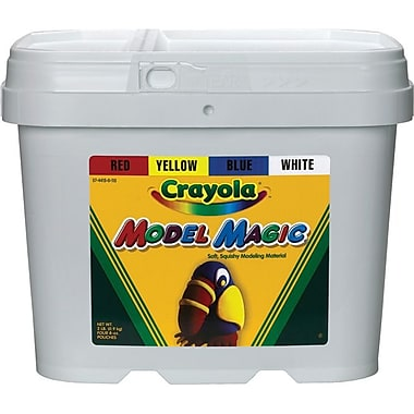 Crayola Model Magic, 2 Pound Tub, Primary