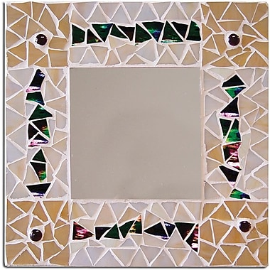 Diamond Tech Crafts Glass Mosaics Mirror Kit